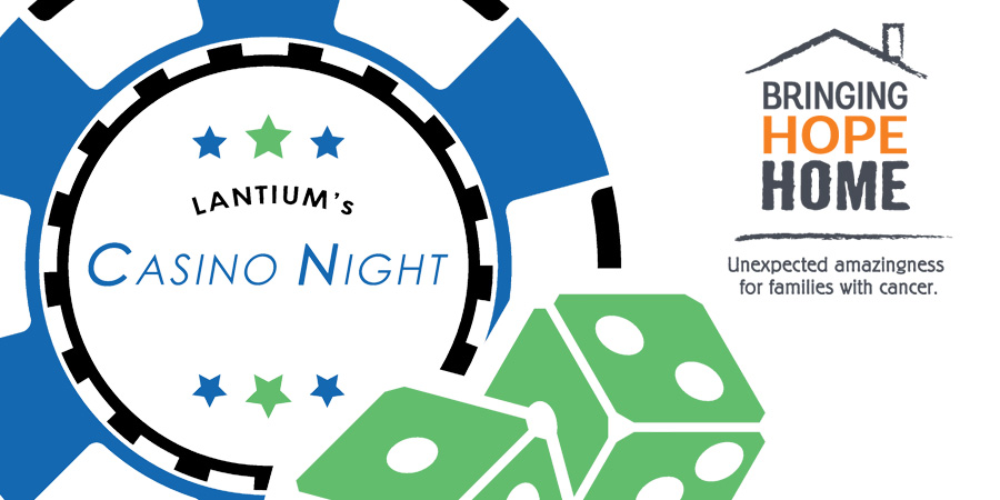 LANTIUM Casino Night for Bringing Hope Home