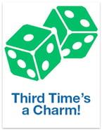 Third Times a Charm Icon